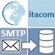 Archivierung fortlaufend automatisch SMTP Journalconnector für Tobit David