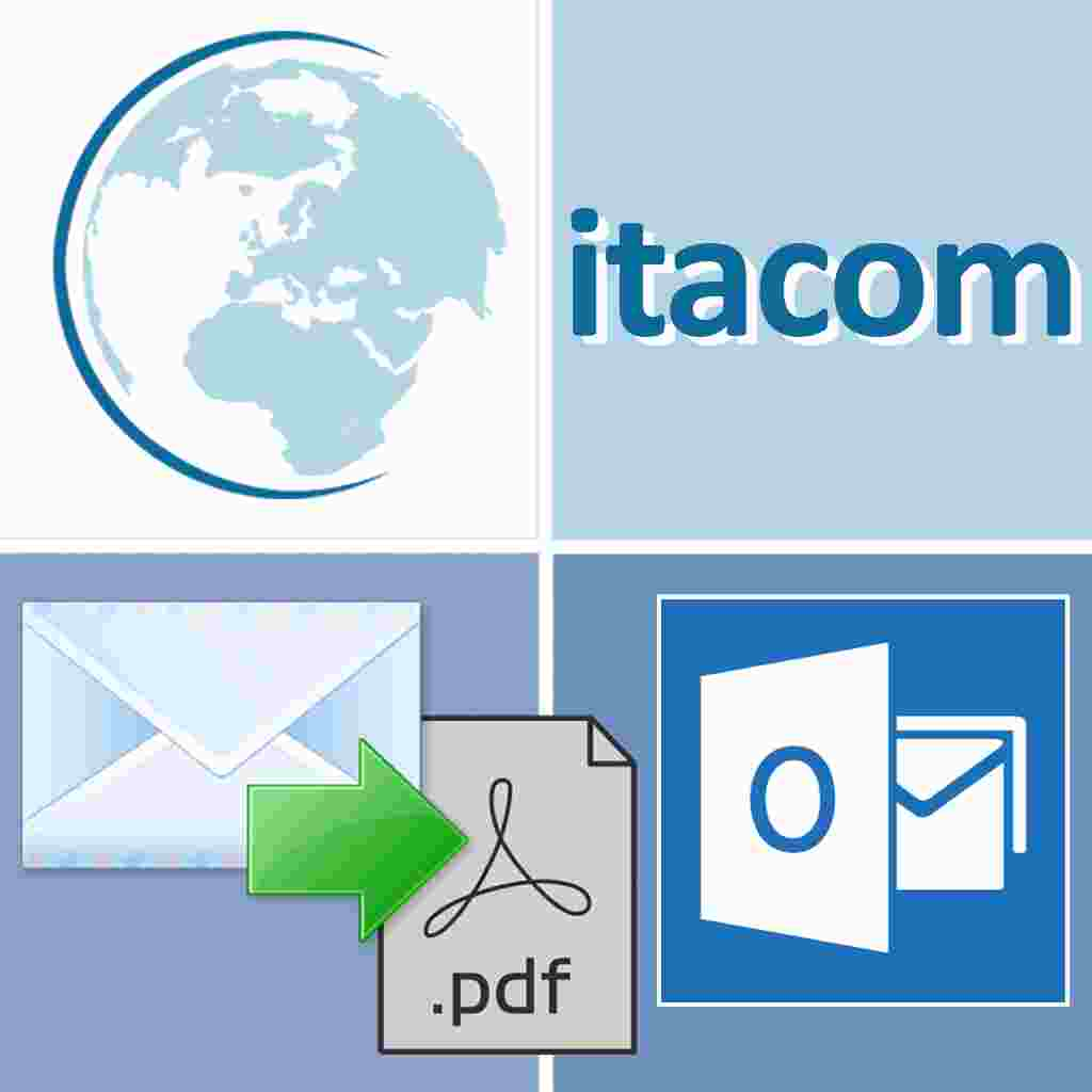 E-Mail-to-PDF for Outlook