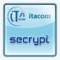 secrypt digitale Signaturen für E-Mail Anhänge und Faxe