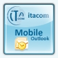 itacom Mobile für Outlook, Exchange, IMAP Server