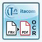 Fax-to-PDF OCR