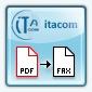 itacom PDF-to-Fax für SAP