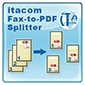 Fax-to-PDF Splitter