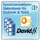 Synchronisation von Tobit David mit Outlook