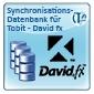 Synchronisationsdatenbank für Tobit David
