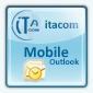 itacom Mobile für MS Outlook, MS Exchange, IMAP Server