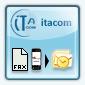itacom Fax für MS Outlook - Office 365, Kerio, Zarafa, Mdaemon